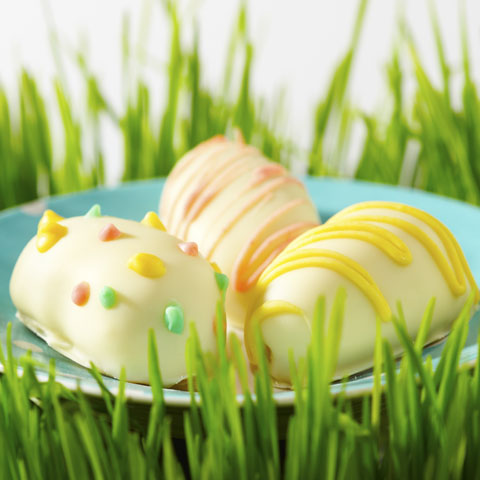 Springtime OREO Cookie Balls Recipe