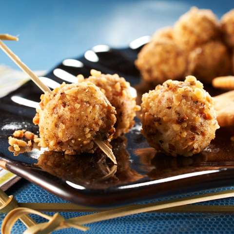 RITZ Mini Cheese Balls Recipe