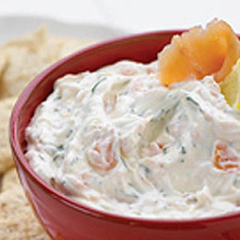 WHEAT THINS Smoked Salmon Dip Recipe