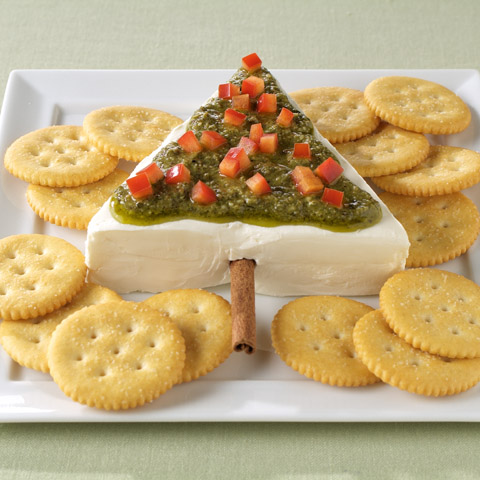 Pesto Christmas Tree Recipe
