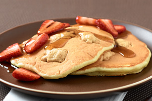 Sleepy Bear Pancakes Recipe