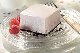 Triple-Berry Frosty Squares Recipe
