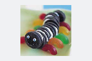 Mini OREO® Inchworm Recipe