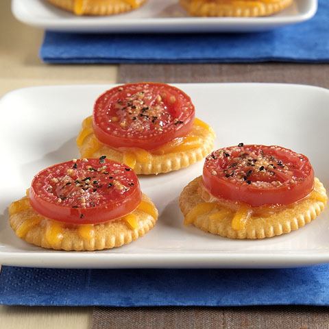Cheesy Tomato Melt Recipe