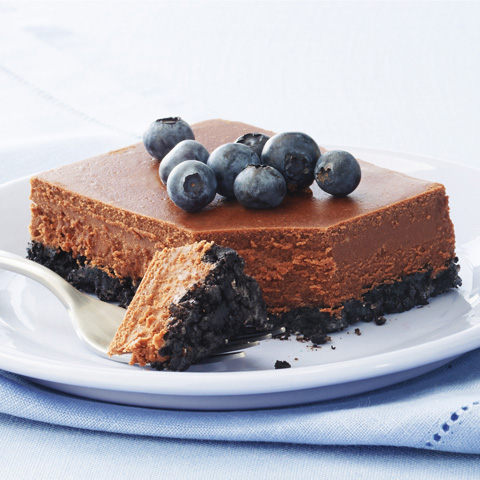Double-Chocolate Cheesecake Recipe