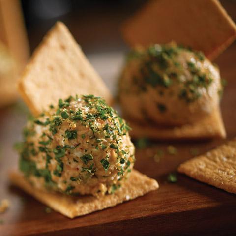 Nacho Cheese Balls Recipe