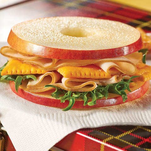 """Crunchified Apple """"Sandwich"""" Recipe"""