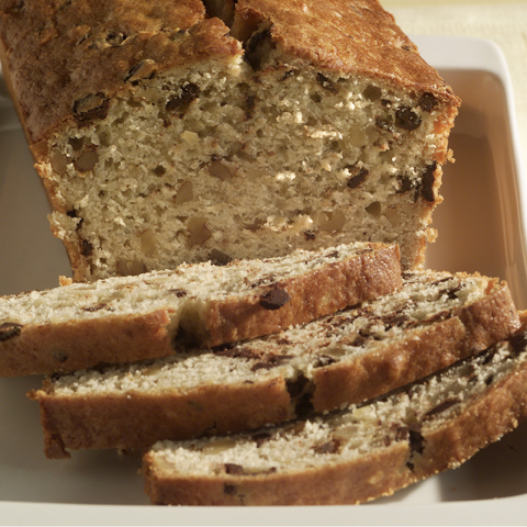 DAIRY MILK Chocolate Chunk-Banana Bread Recipe