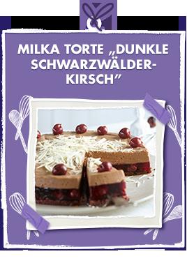 Milka Torte Dunkle Schwarzwalder Kirsch