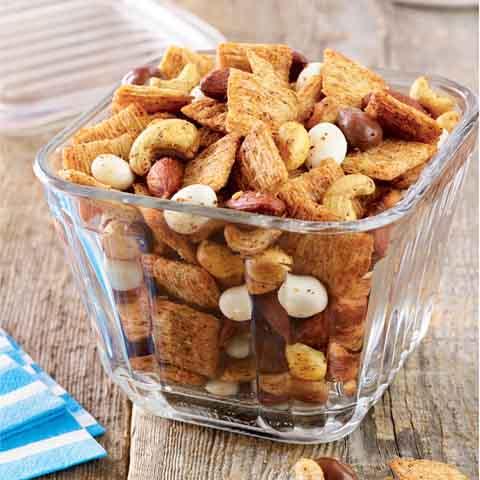 TRISCUIT Minis Chili Snack Mix Recipe