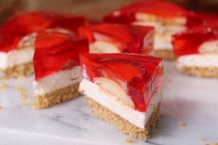 NILLA Strawberry-Banana Dessert Bites Recipe
