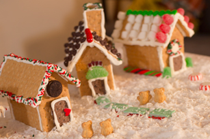 Graham Cracker Village Recipe