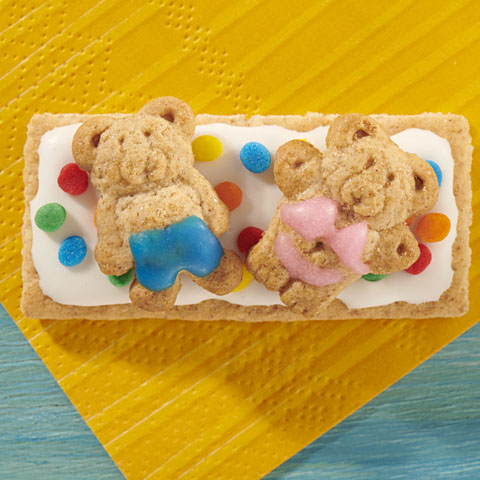 Easy Beach Blanket Teddy Recipe