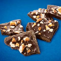 Chocolate-Pretzel Breakaways Recipe