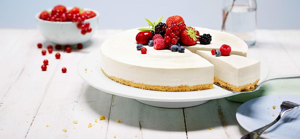 Laktosefrei kuchen und torten
