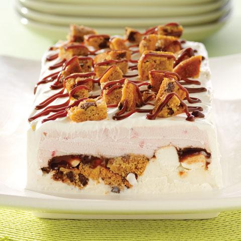 Pain de crème glacée CHIPS AHOY! Recipe