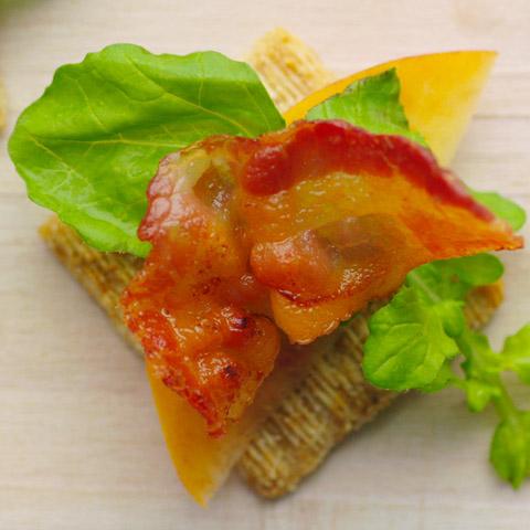 Peachy Bacon Bites Recipe