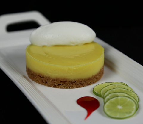 Key Lime Tarts made with NILLA Wafers Recipe