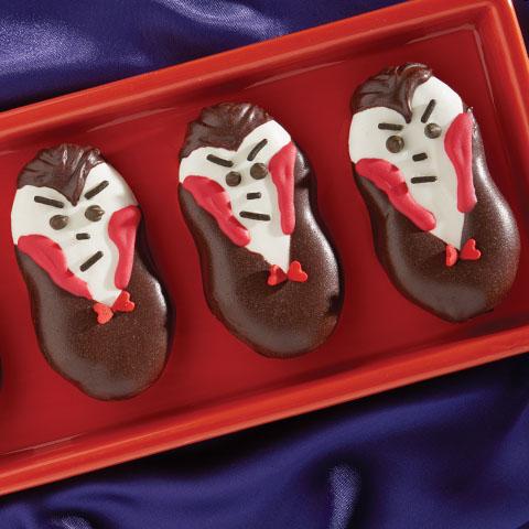 NUTTER BUTTER Dracula Recipe