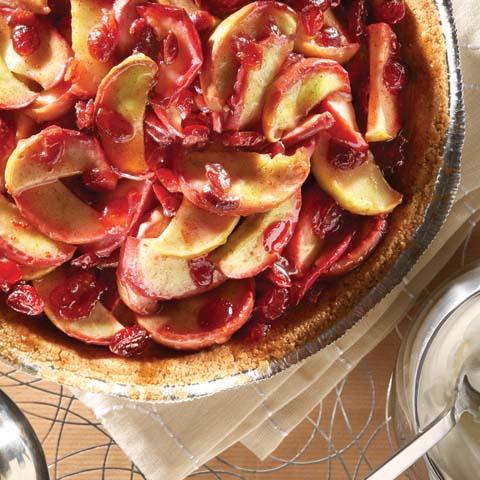 Cranberry-Apple Pie Recipe