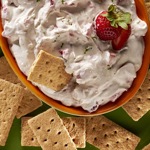 """Strawberry Margarita"" Dip Recipe"