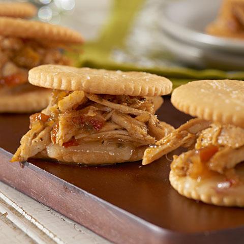 Pulled Pork-Sofrito RITZwich Recipe