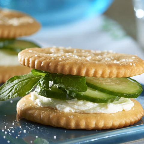 Cucumber RITZwich Recipe