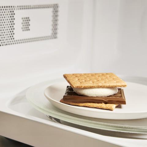 Microwave S'more Recipe