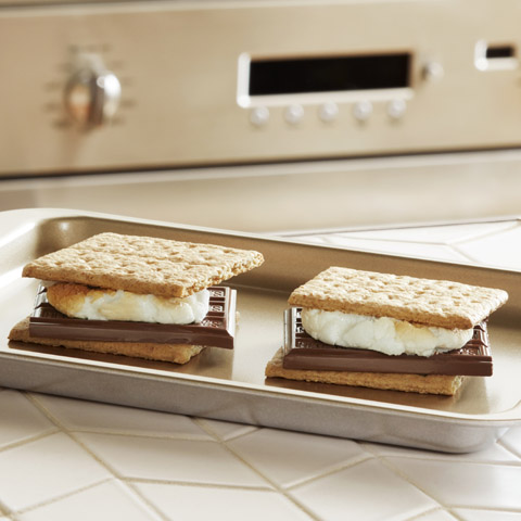 Oven S'mores Recipe