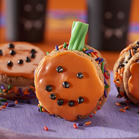Pumpkin Ahoy!wiches Recipe