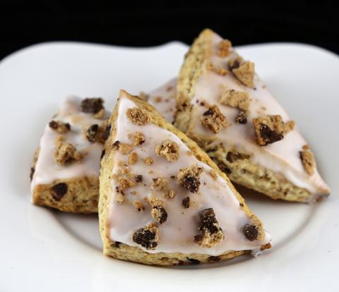 Vanilla Bean Scones with CHIPS AHOY! Cookies Recipe