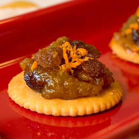 Tartelettes au beurre d'érable RITZ Recipe