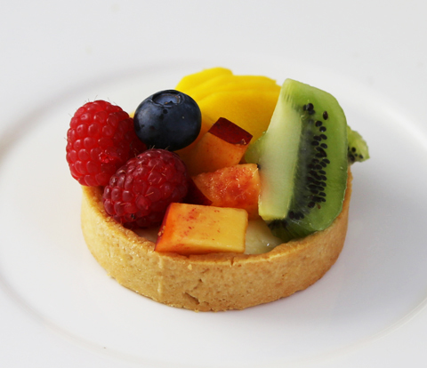 Fruit Tarts made with NILLA Wafers Recipe