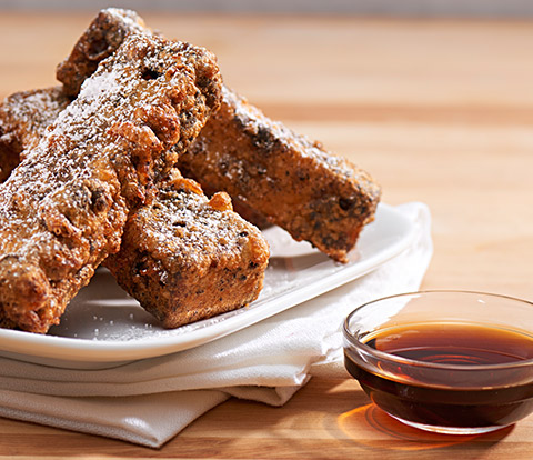 French Toast Sticks made with OREO Cookies Recipe