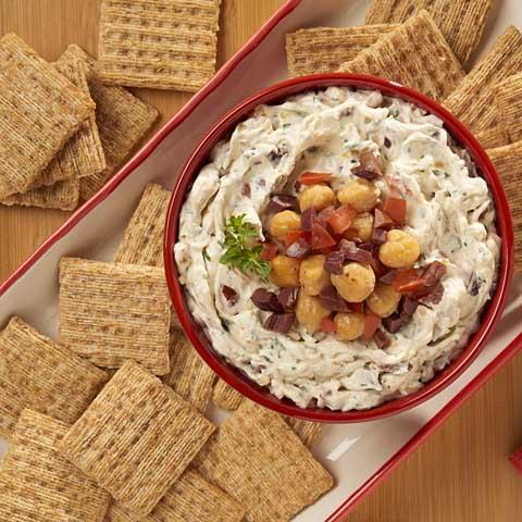 Greek Salad Spread Recipe