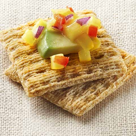 Avocado & Mango Salsa TRISCUIT Recipe