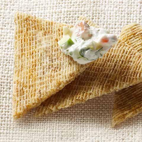 Tzatziki Veggie Dip Recipe