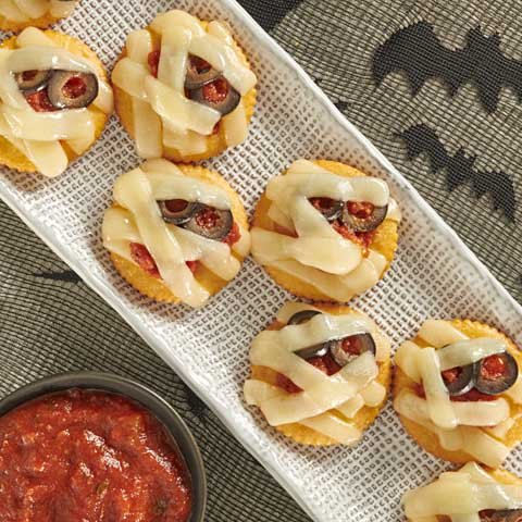 RITZ Pizza Mummies Recipe