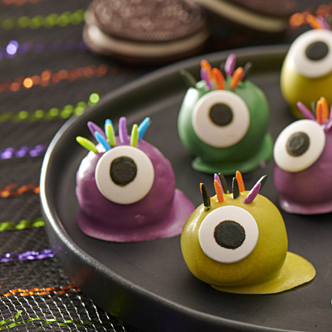 Eyeball Cookie Balls Recipe