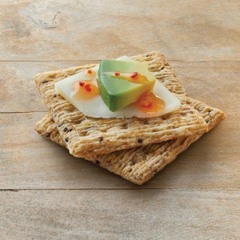 Monterey Jack and Avocado Topper Recipe