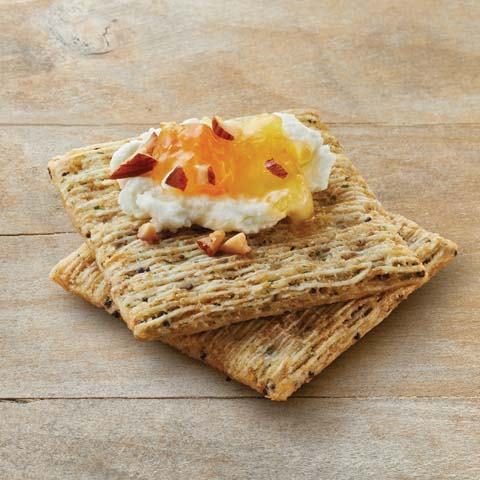 Almond, Goat Cheese & Jam Topper Recipe