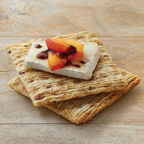 Brie & Apricot Topper Recipe