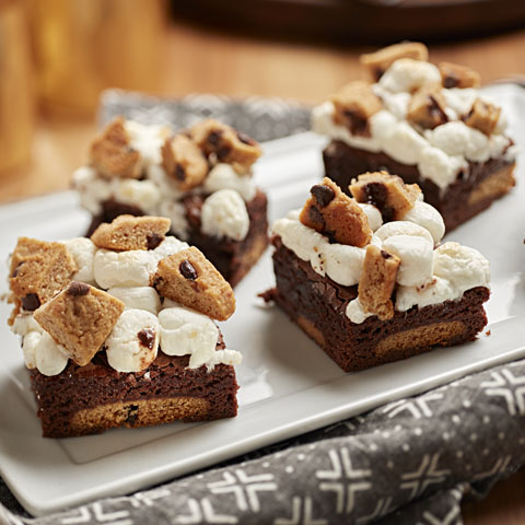 CHIPS AHOY! Marshmallow Brownies Recipe