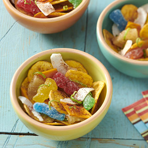 SOUR PATCH KIDS Spicy Mango Snack Mix Recipe