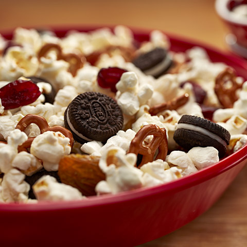 Mini OREO Snack Mix Recipe