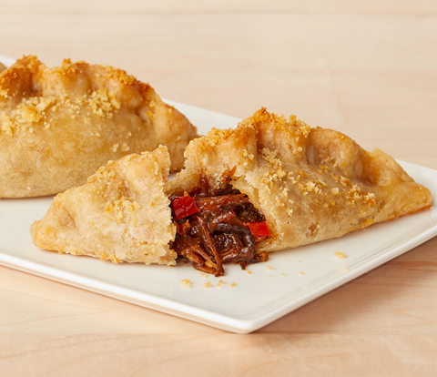 Short Rib Handpies made with RITZ Crackers Recipe