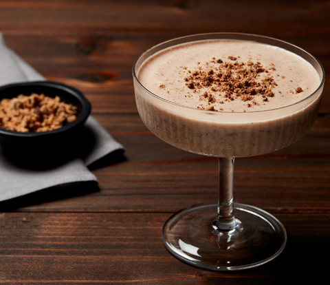 Blended Brandy Alexander made with CHIPS AHOY! Recipe