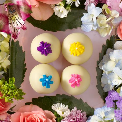 Boules aux biscuits OREO citronnées  recette