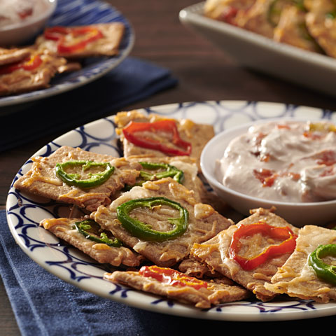 "Jalapeño ""Popper"" WHEAT THINS Recipe"