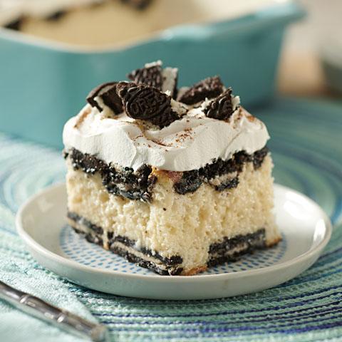 Gâteau Tres Leche OREO Recipe